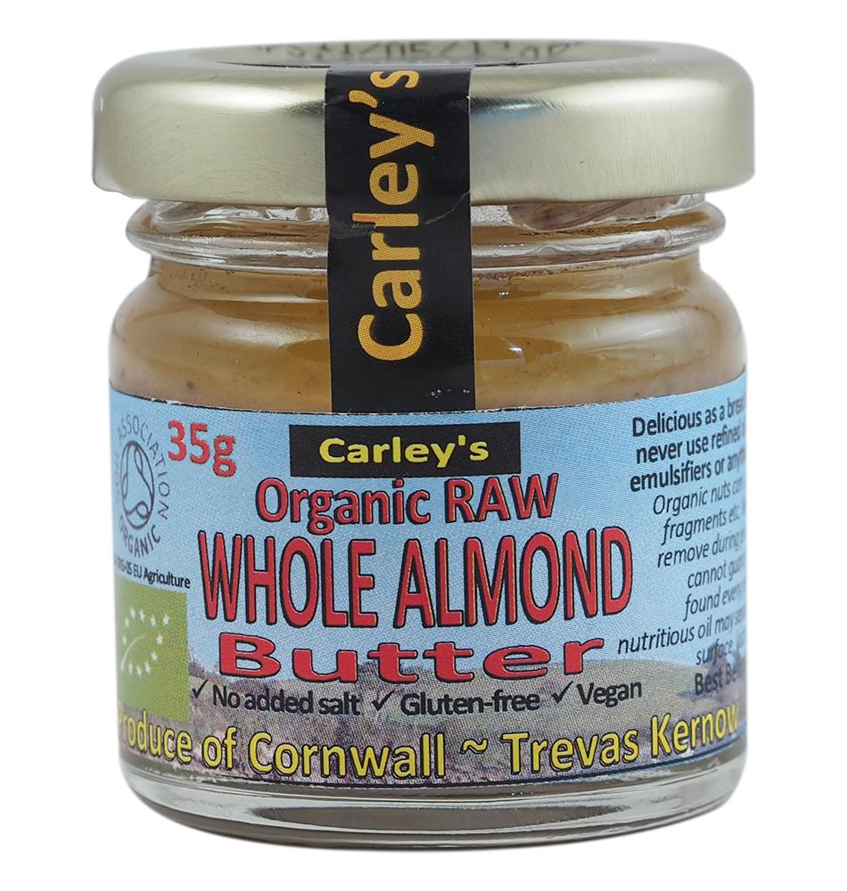 Raw Almond Butter - 35/250g