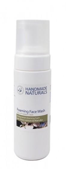 Antibacterial facial wash fat